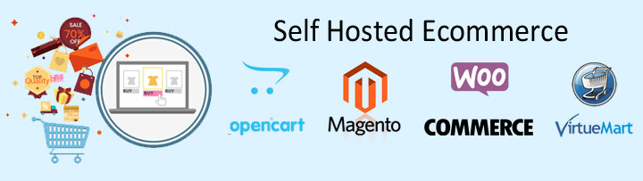 Self-Hosted eCommerce